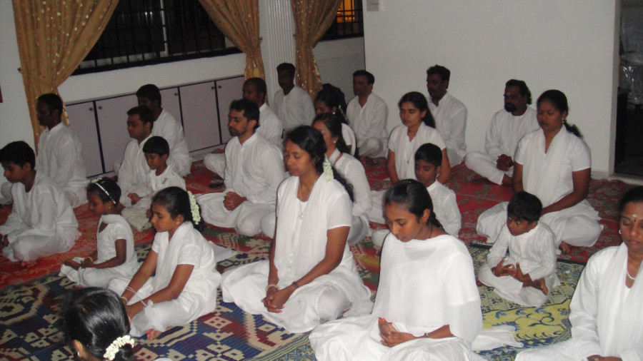11 New Year Eve Night Meditation 2010