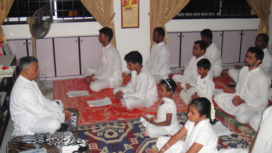 12 New Year Eve Night Meditation 2010
