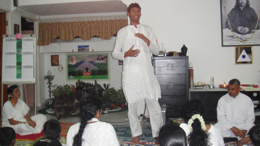 15 Mei Ganaselvar Arvindtharan Sharing his Experience and Value of Meditation