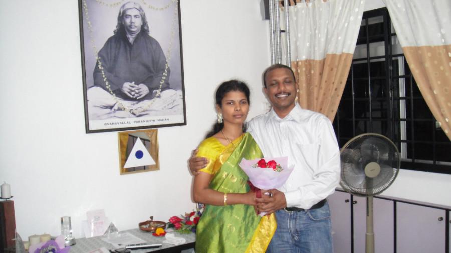4 Divine Couples Vetri & Latha