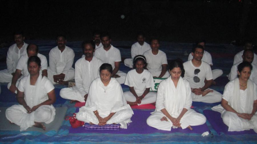16 Meditation
