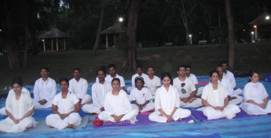 17 Meditation