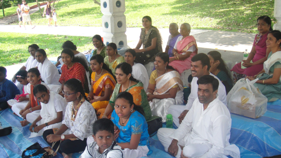 2 Divine Mothers Day Satsang